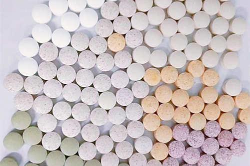 压片糖果代加工成本费用详细介绍-德州健之源