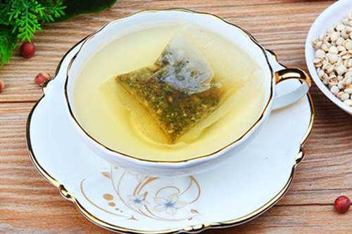 代用茶OEM代工工厂-贴牌定制生产-德州健之源
