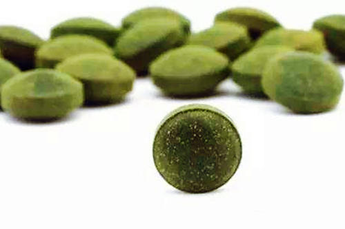 螺旋藻压片糖果OEM贴牌生产