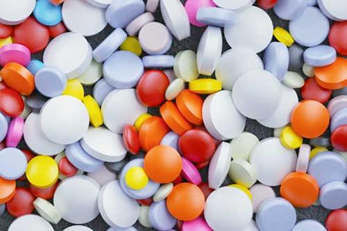 蓝莓叶黄素酯压片糖果OEM贴牌生产-德州健之源