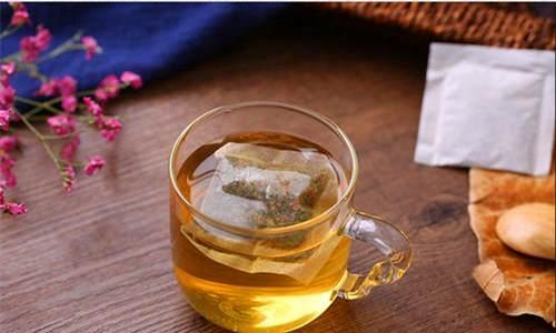 养生茶加工