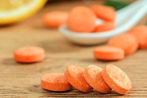 维生素c压片糖果代加工-德州健之源