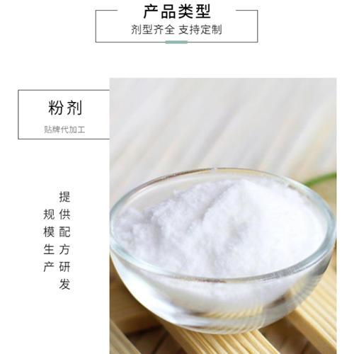 胶原蛋白代加工厂家-产品类型