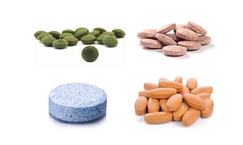 保健品片剂代加工-德州健之源