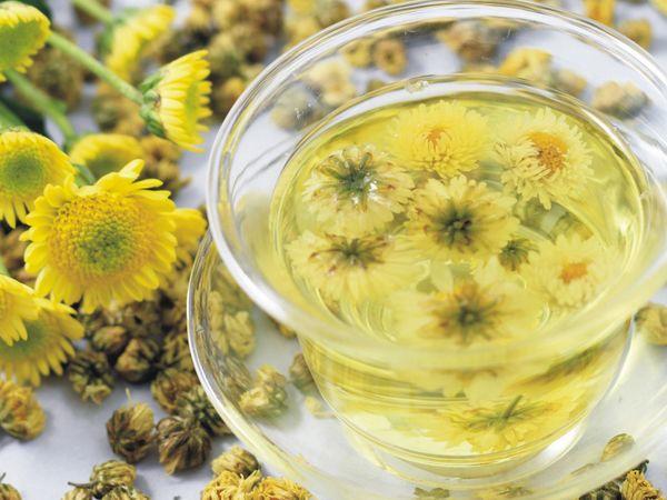 金银菊花茶