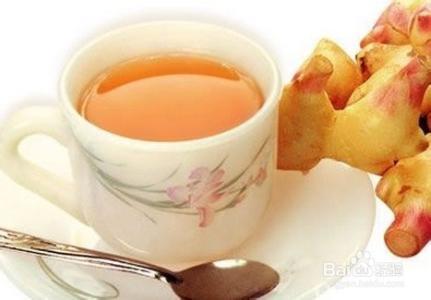 人参姜茶的作用德州健之源
