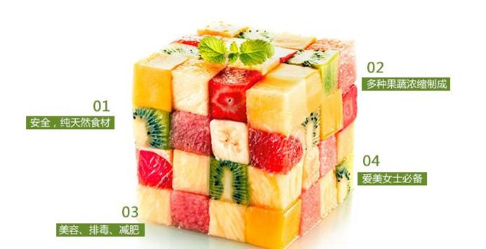 水果酵素功效图德州健之源