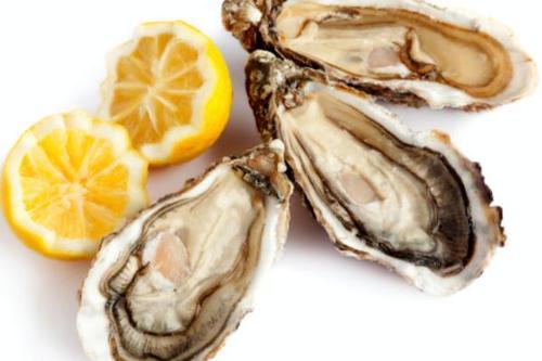 牡蛎与柠檬