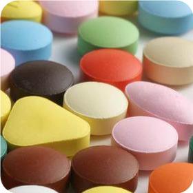 包衣片剂的各种颜色_德州健之源