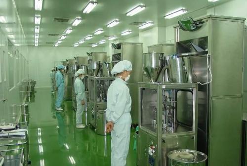 GMP生产车间