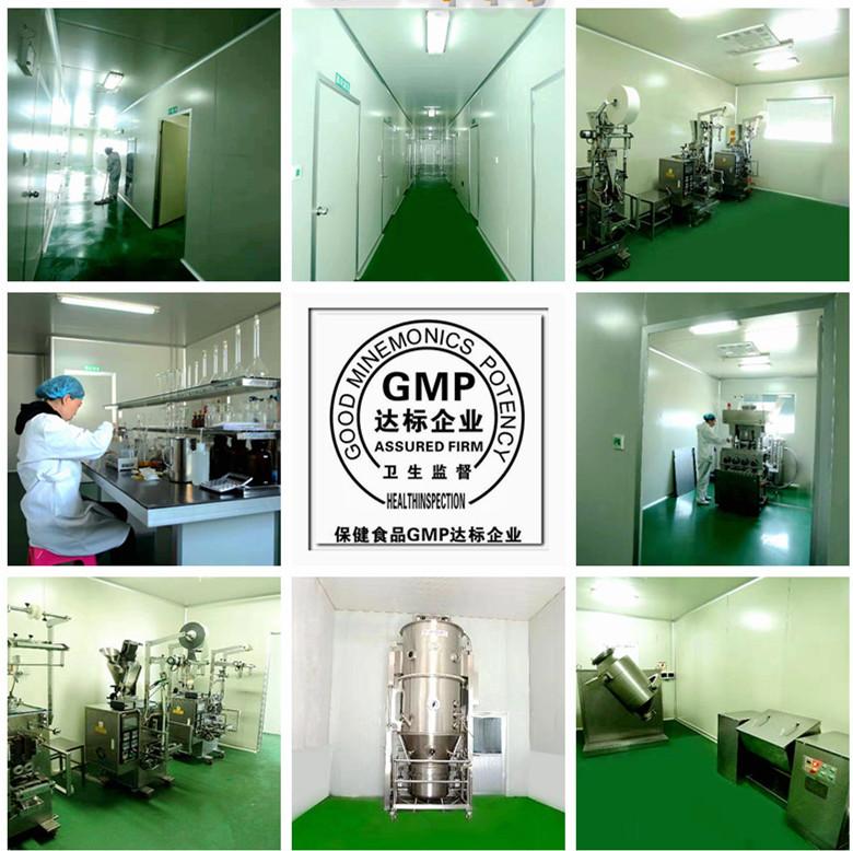 GMP车间以及生产设备_德州健之源