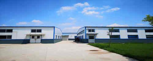 固体饮料加工生产厂家厂区-德州健之源