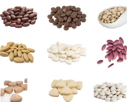 压片糖果代加工可以用包衣工艺的四种片剂类型-德州健之源