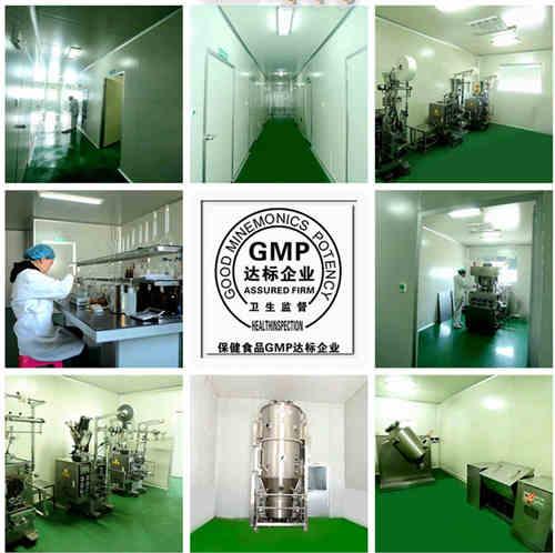 GMP车间以及生产设备-中国健之源