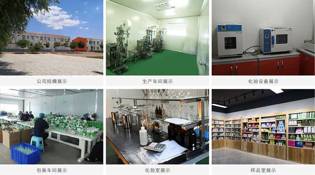 工厂车间以及生产设备-中国德州健之源
